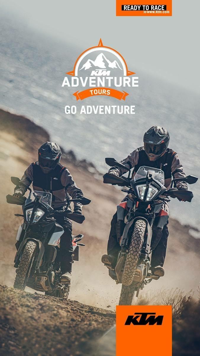 KTM India Adventure Tour