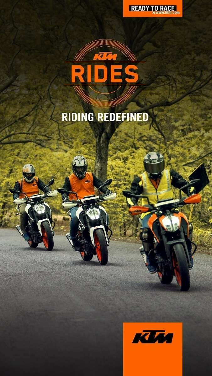 KTM India Rides