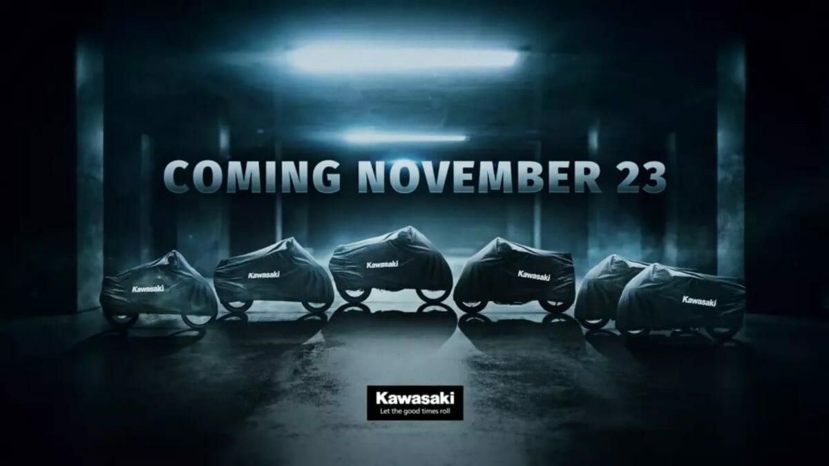 Kawasaki 23rd november teaser