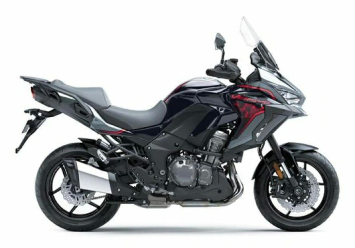 Kawasaki Versys S 1000