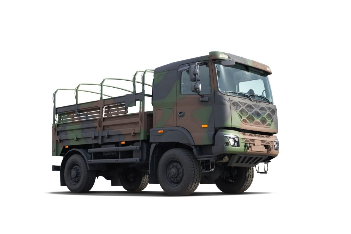 Kia Motors develops Military Standard Platform (4)