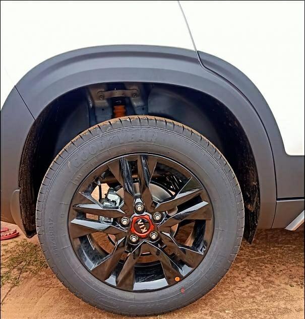 Kia Seltos Anniversary edition wheel