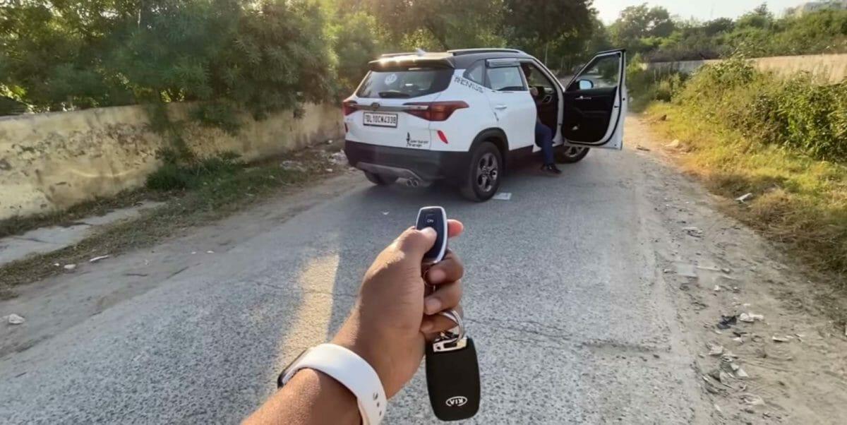 Kia Seltos aftermarket exhaust