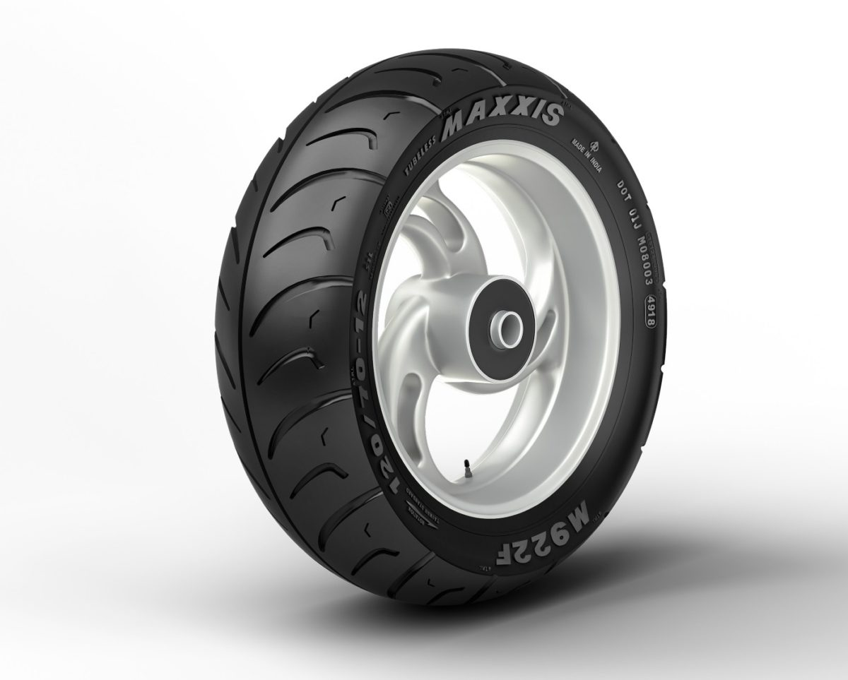 Maxxis electric scooter tyre