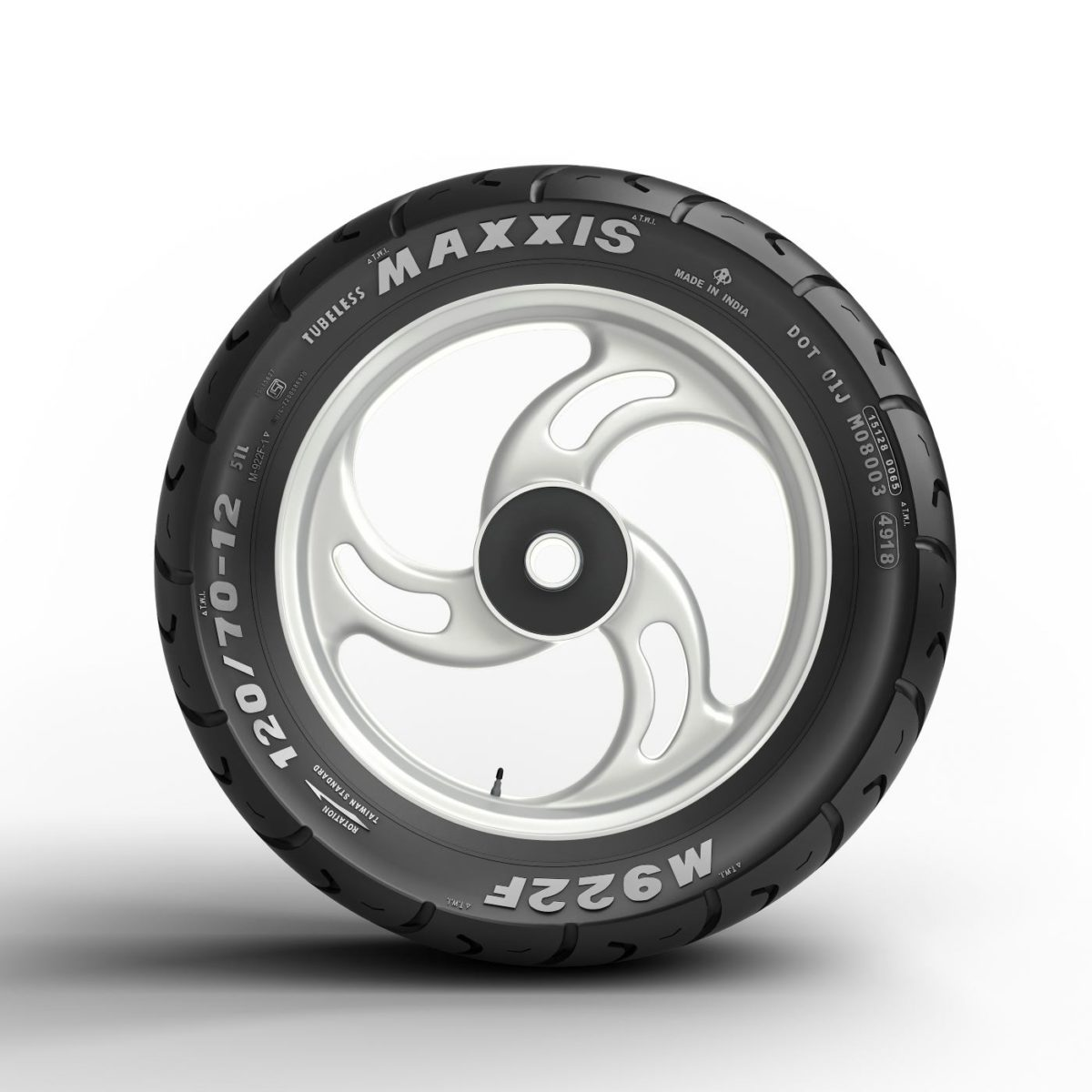 Maxxis electric scooter tyre (2)