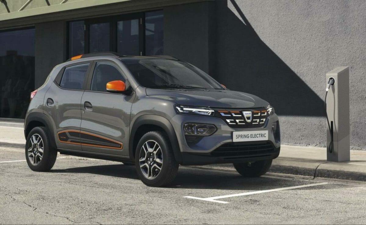 Renault Kwid EV Unveil (1)