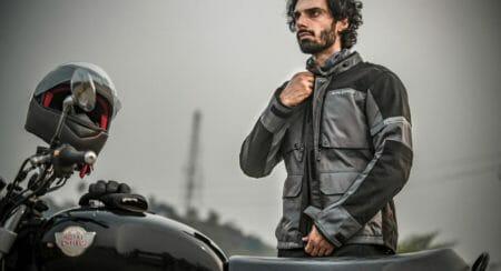 Royal Enfield Riding jackets Stormraider