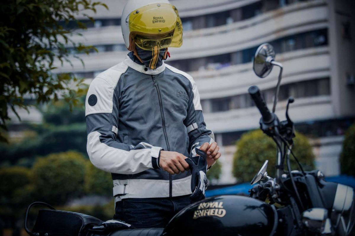Royal Enfield Riding jackets Streetwind