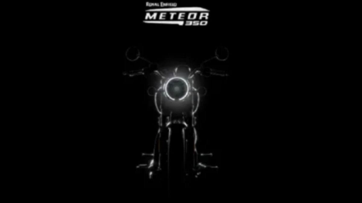 Royal enfield Meteor 350 launch date