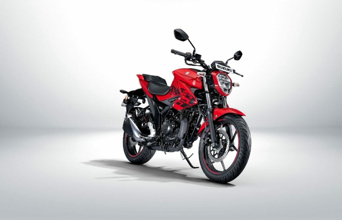 Suzuki Gixxer new liveries (1)