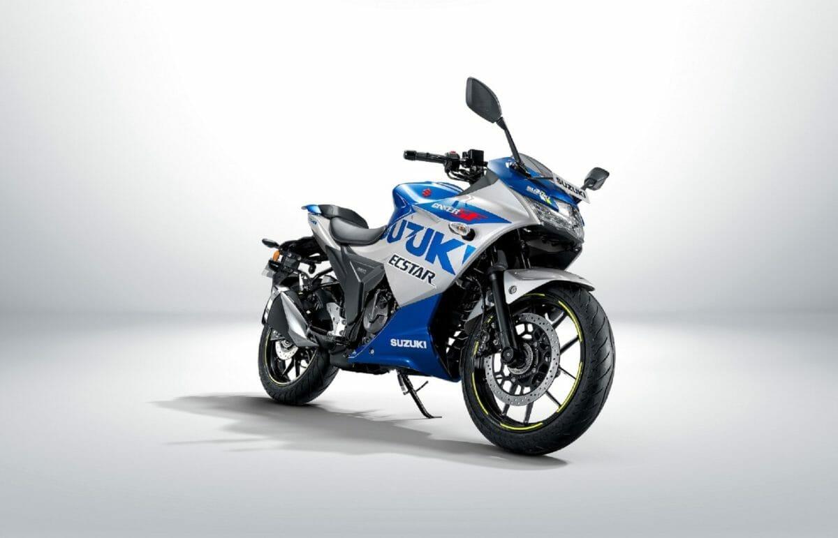 Suzuki Gixxer new liveries (2)