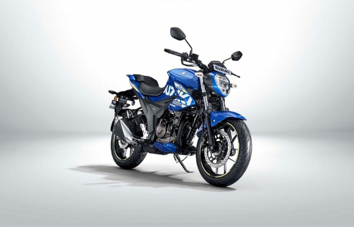 Suzuki Gixxer new liveries (3)