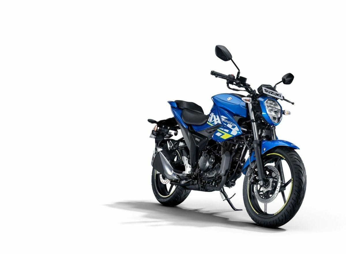 Suzuki Gixxer new liveries (4)