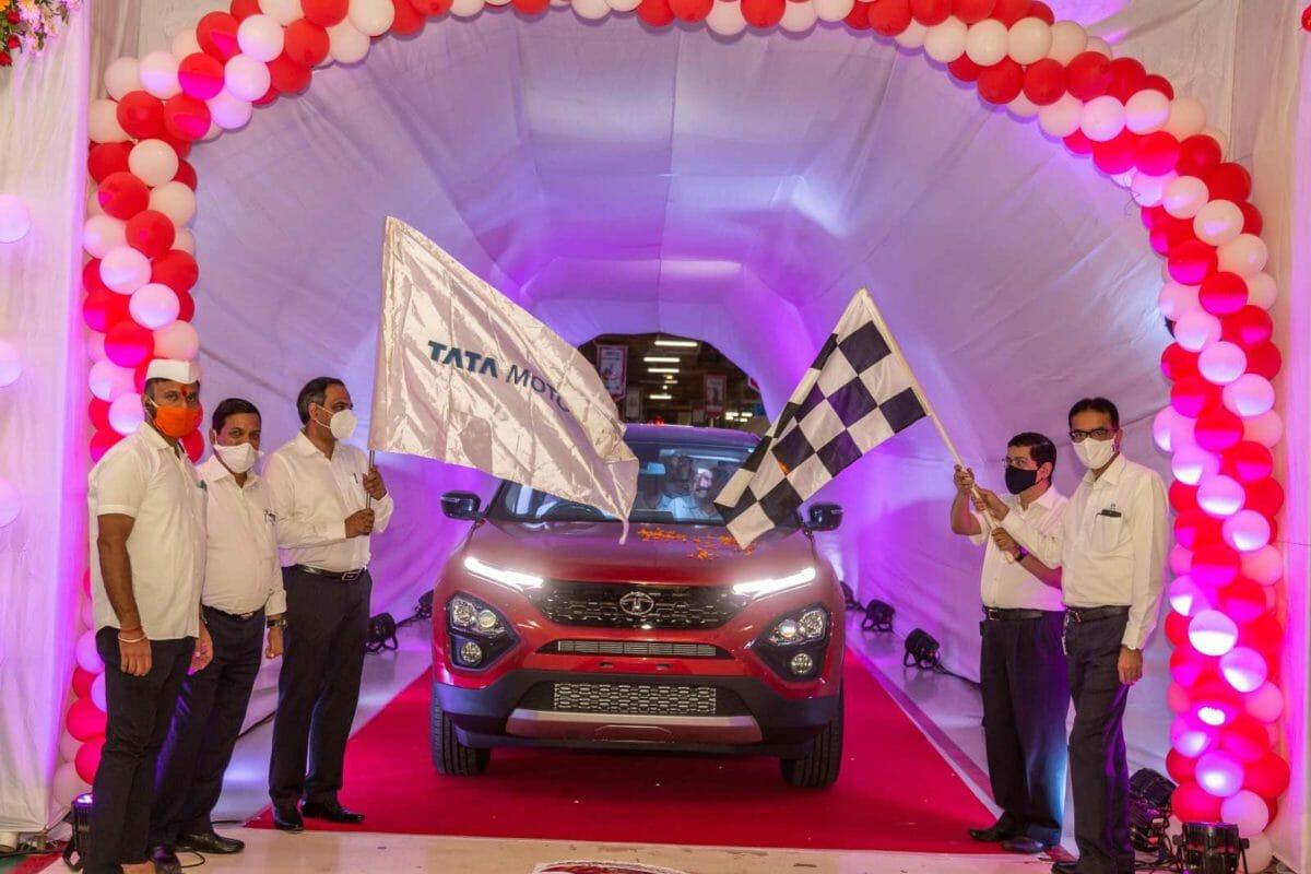 Tata Motors milestone