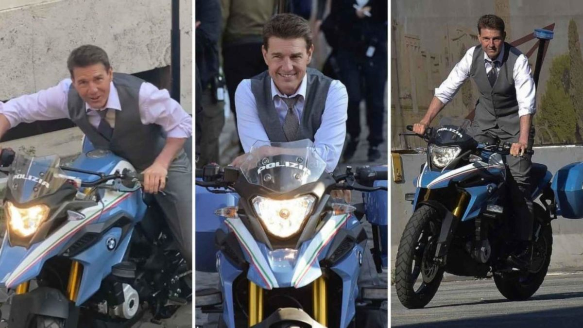 Tom Cruise BMW G310 GS (1)
