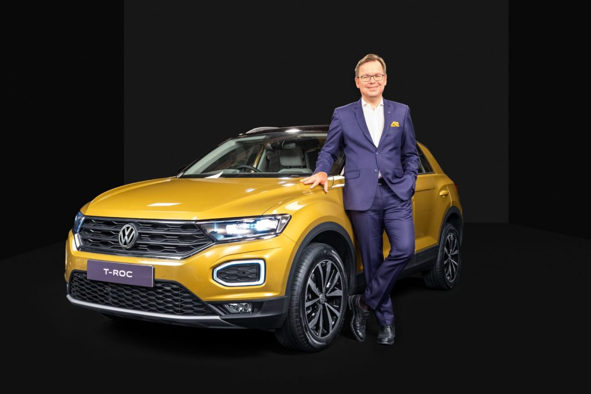 Volkswagen India Steffen Knapp