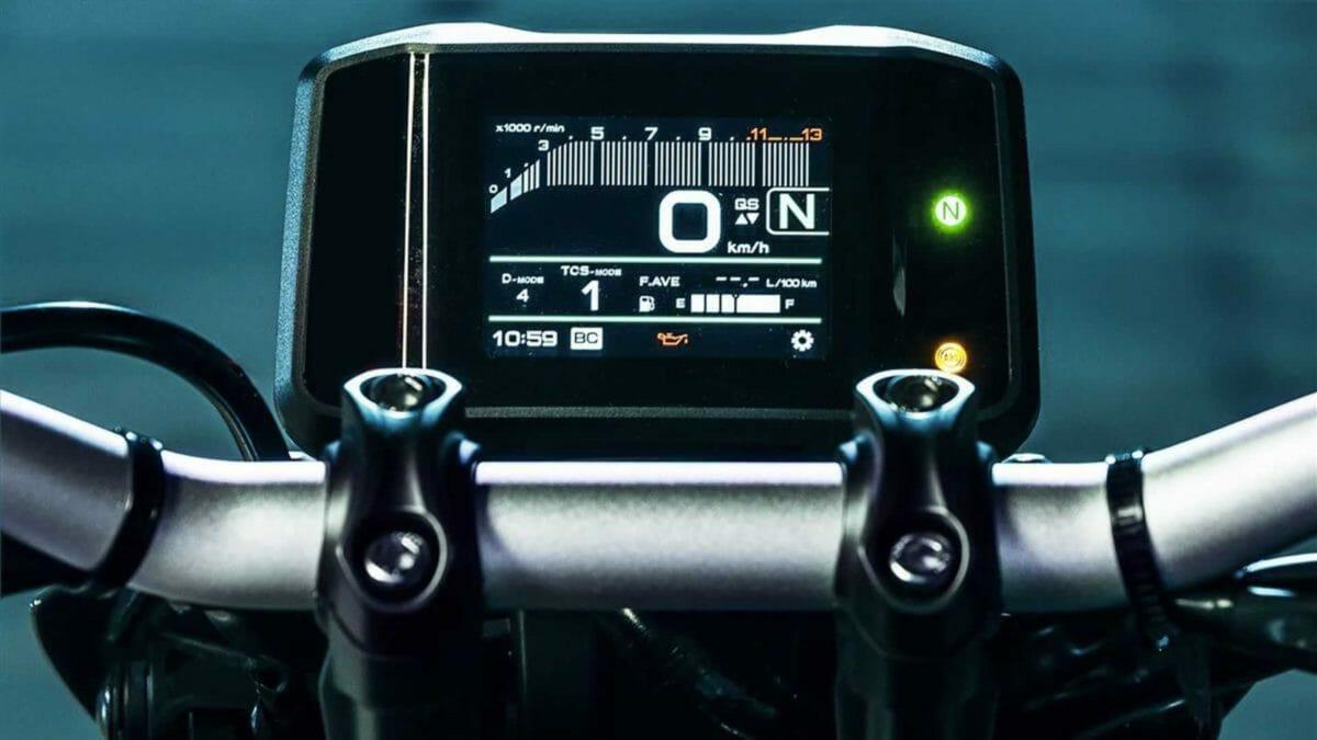 Yamaha MT 09 2021