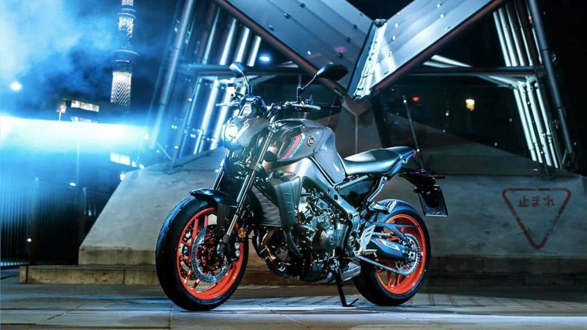 Yamaha MT 09 2021 (2)