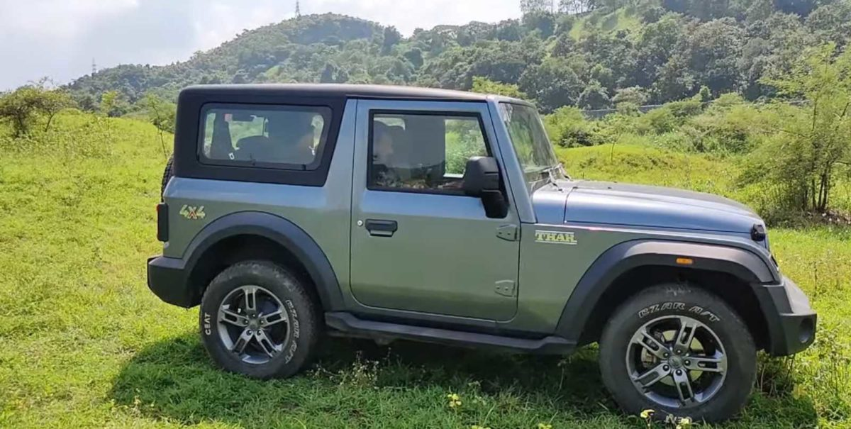 mahindra thar detailed review