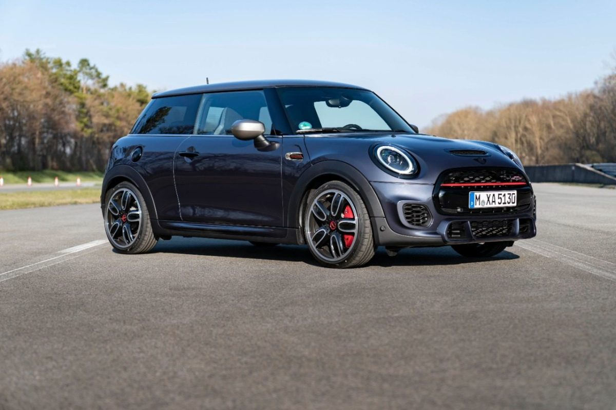 01 Image – MINI John Cooper Works GP Inspired Edition
