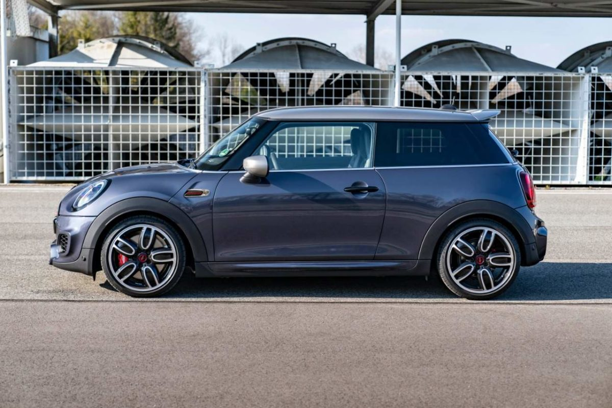 03 Image – MINI John Cooper Works GP Inspired Edition