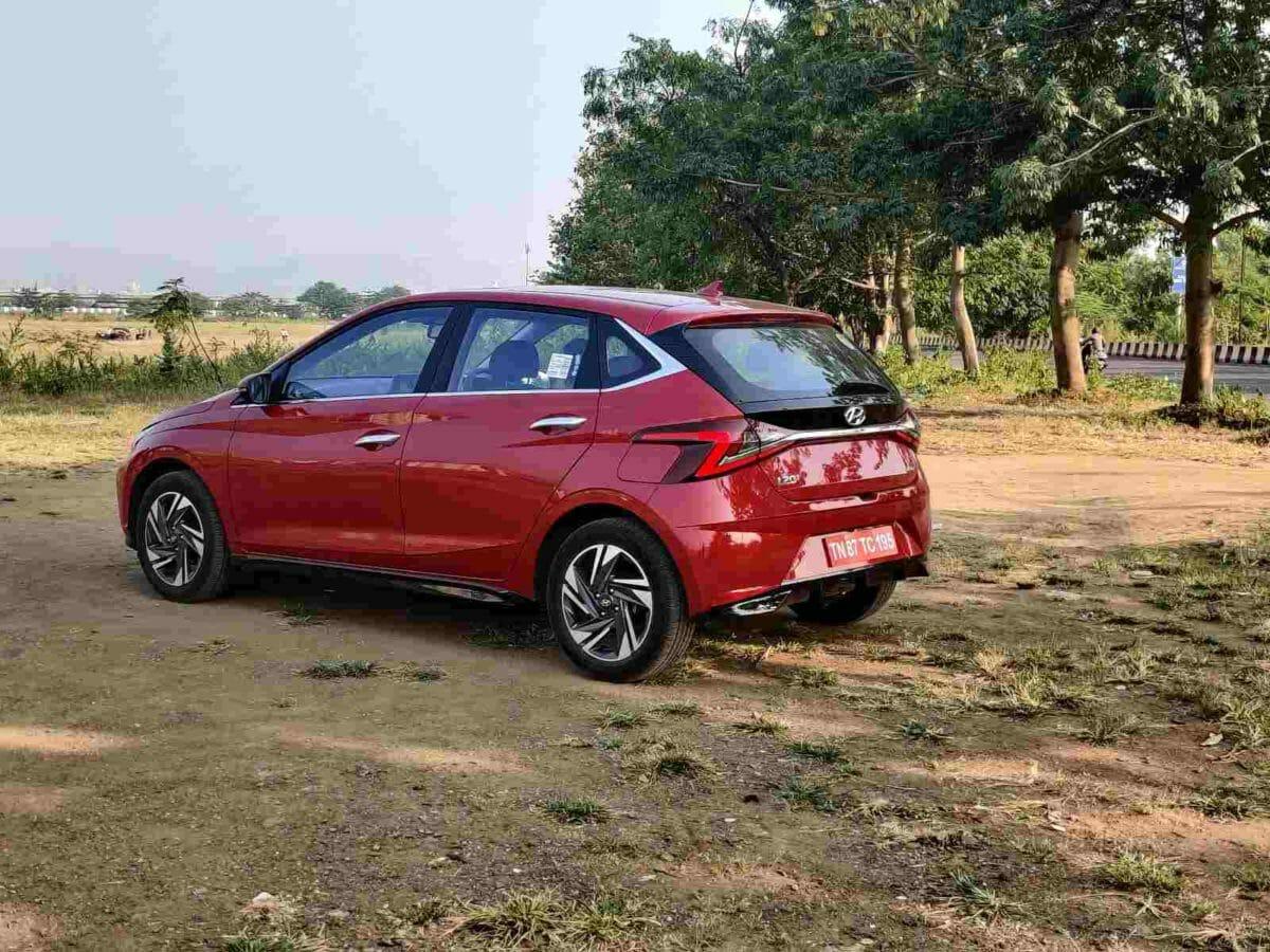 2020 Hyundai i20 review (5)