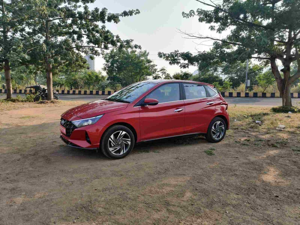 2020 Hyundai i20 review (6)