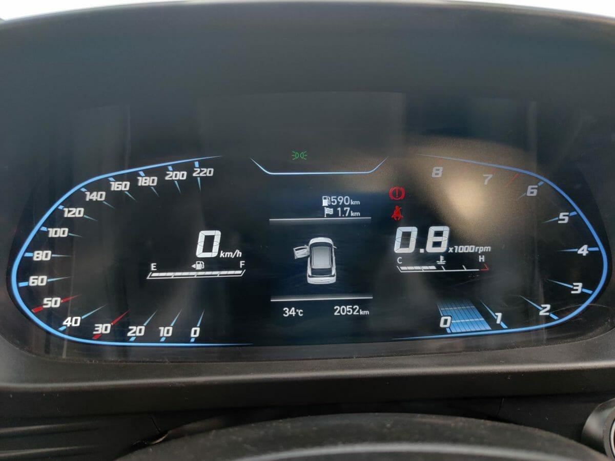 2020 Hyundai i20 review (7)
