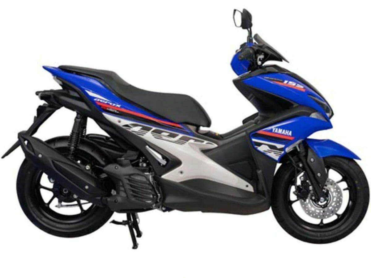 2020 Yamaha Aerox 155 (1)