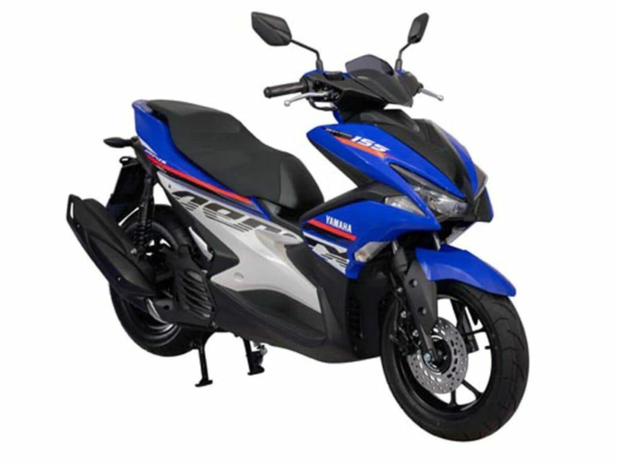 2020 Yamaha Aerox 155