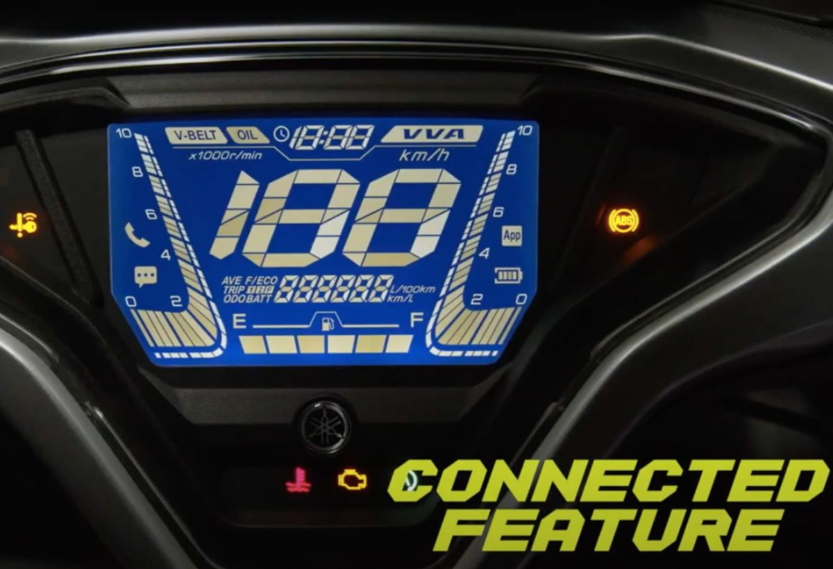 2020 Yamaha Aerox 155 (2)