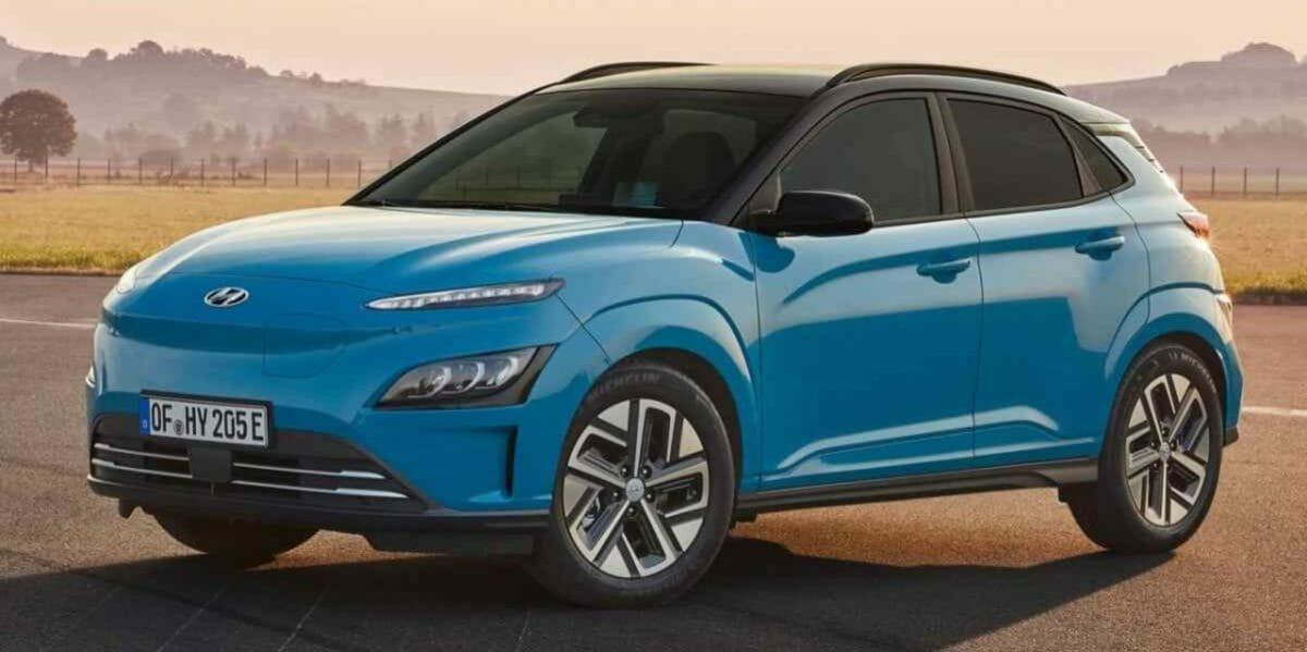 2021 Hyundai Kona EV (1)