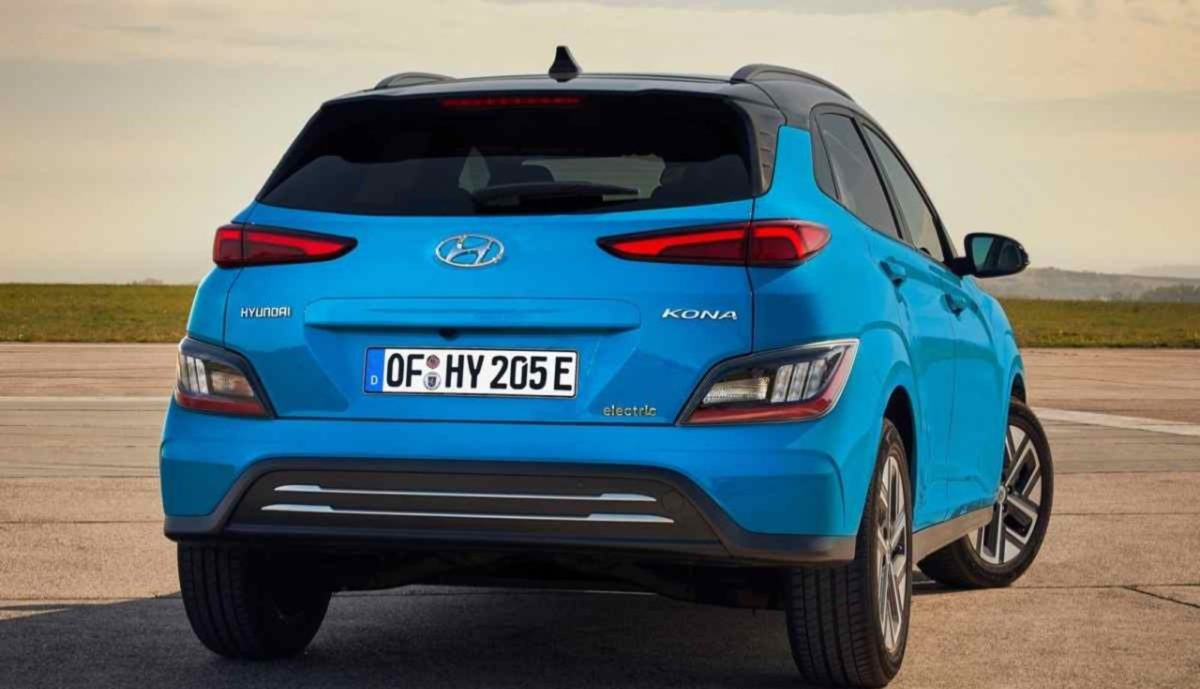 2021 Hyundai Kona electric (1)