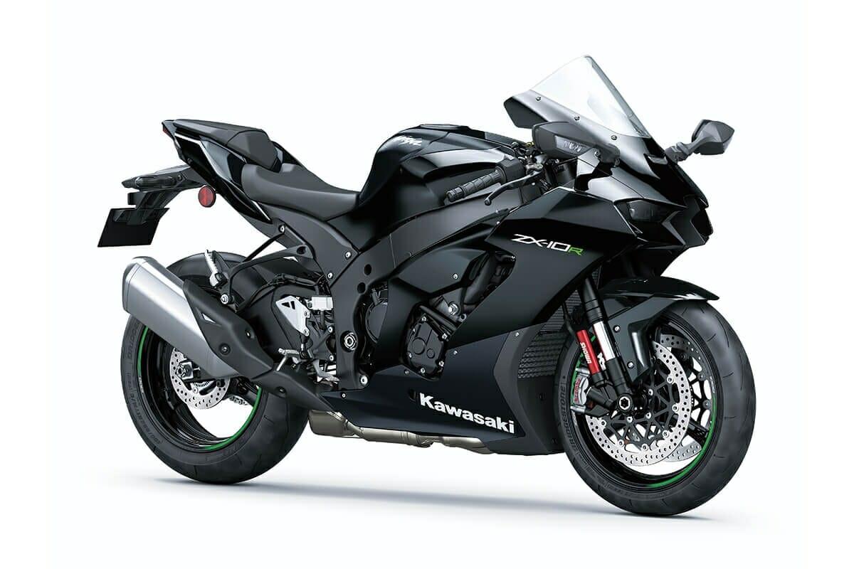2021 Kawasaki Ninja ZX10R Front