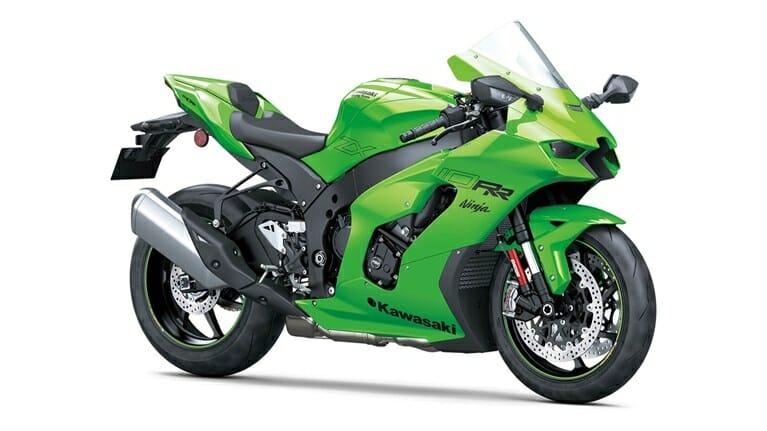 2021 Kawasaki Ninja ZX10RR