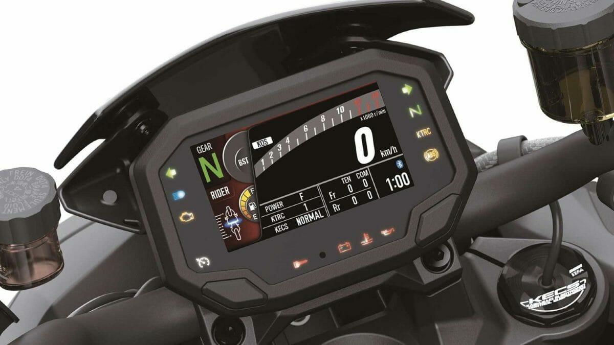 2021 Kawasaki zh2 se