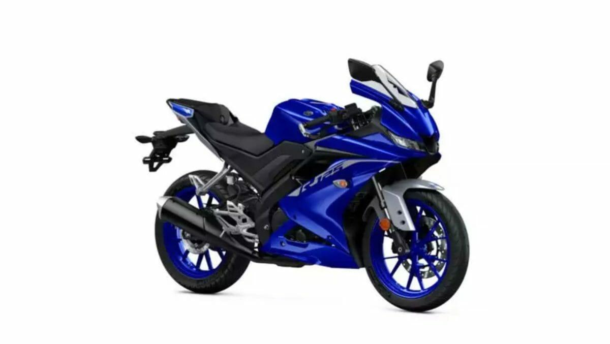 2021 Yamaha R125