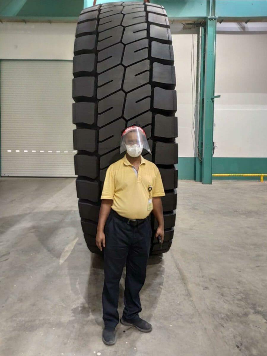 BKT 57 inch tyre (2)