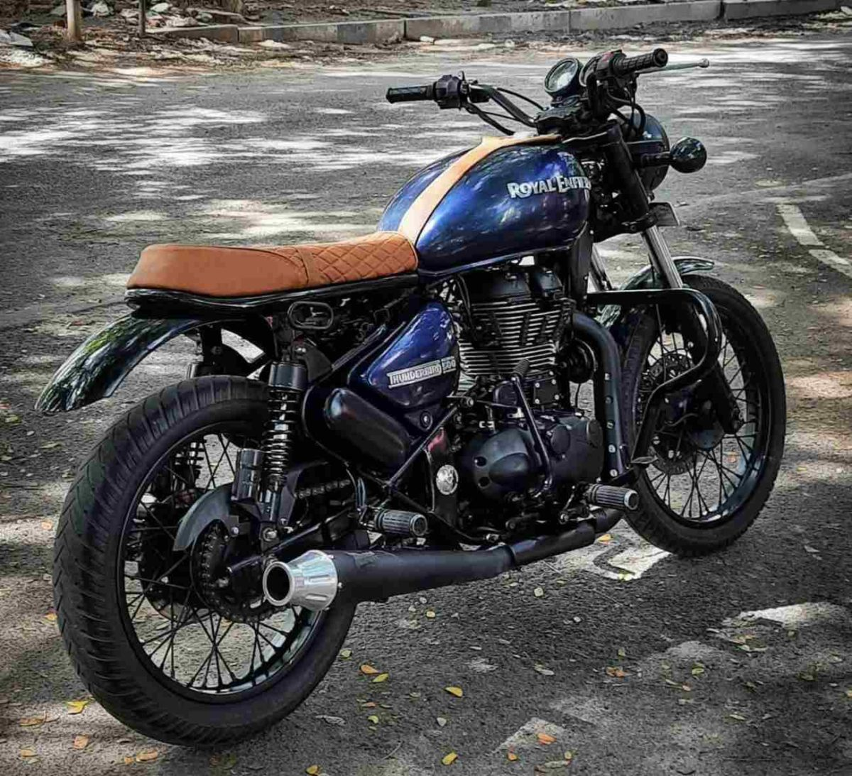 This Bolt On Kit Can Convert Your Royal Enfield Into A Scrambler In Just 30 Minutes Motoroids