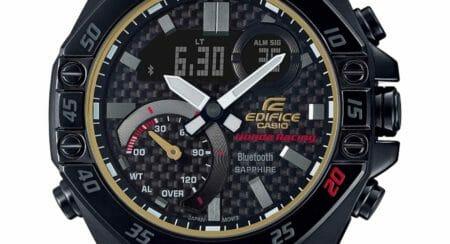 Casio Edifice Honda Racing Car_ECB-10HR-1A