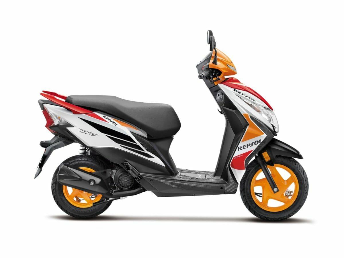 Dio Repsol Honda Edition (1)