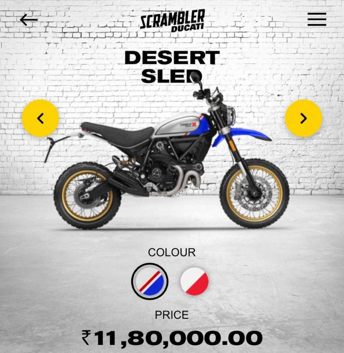 Ducati Scrambler 800 price (1)