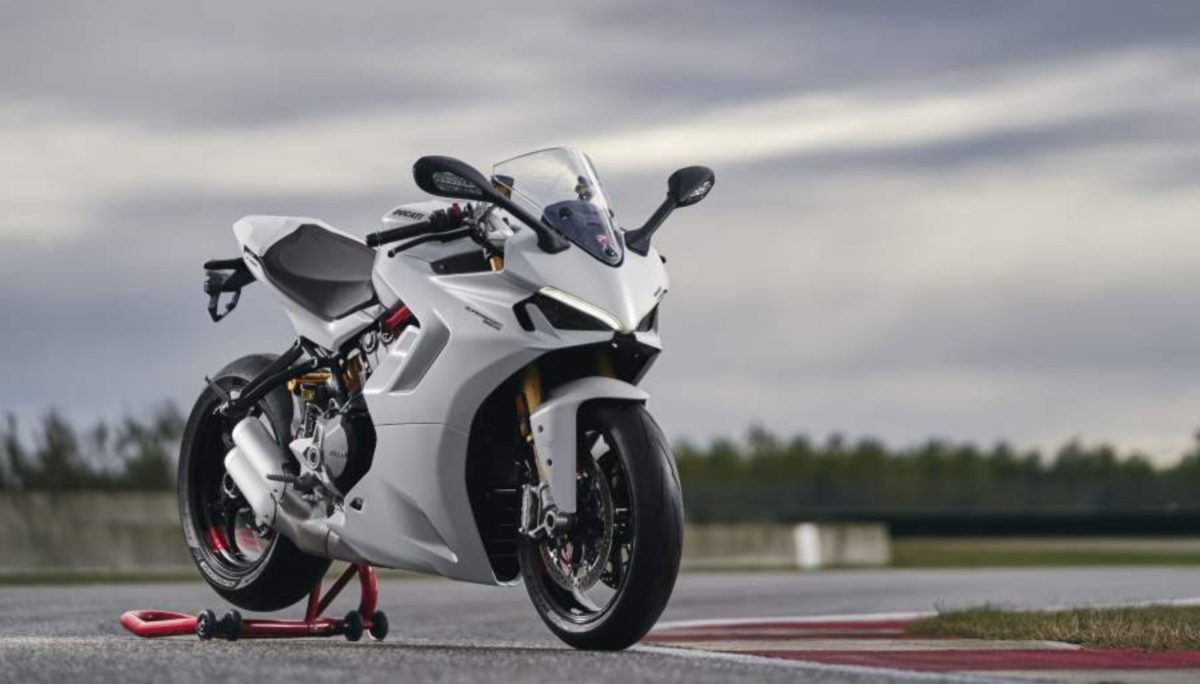 Ducati Supersport 950 unveiled