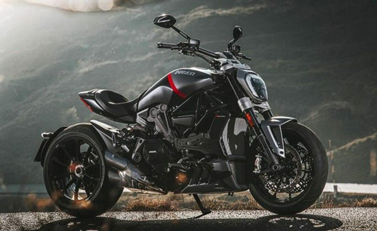 Ducati XDiavel 2021 Black Star