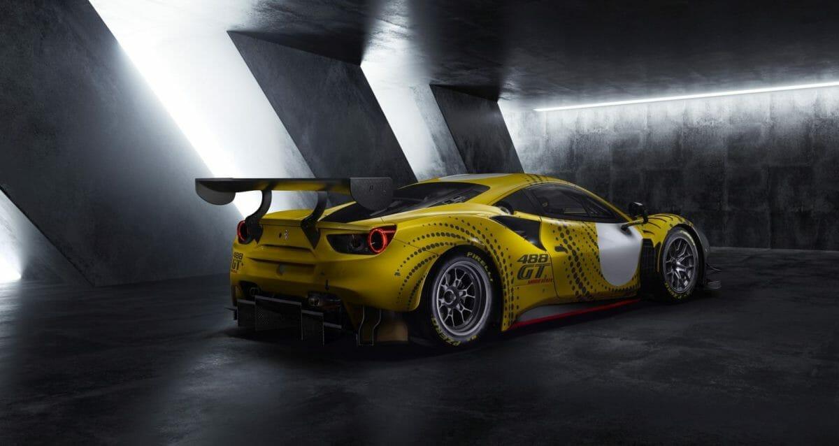 Ferrari 488 GT Modificata _ 2