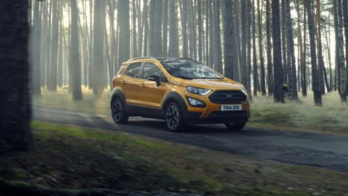 Ford Ecosport Active Europe (1)