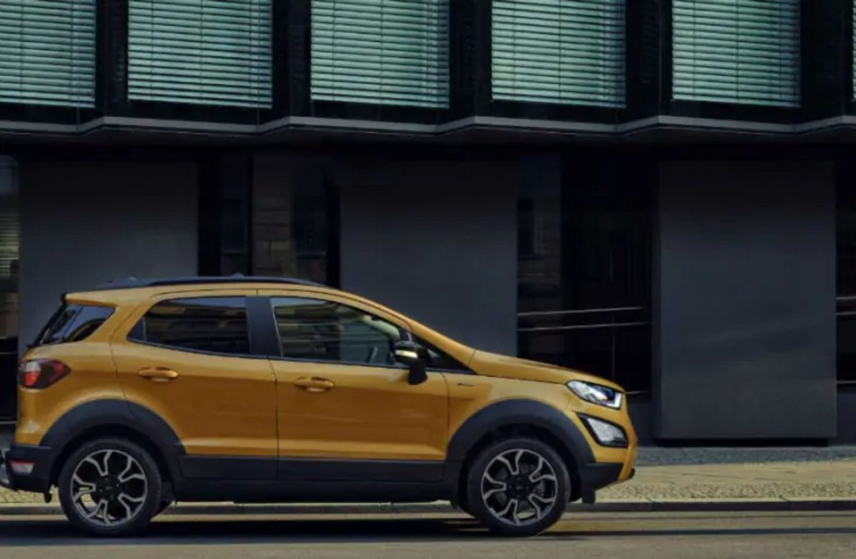 Ford Ecosport Active Europe