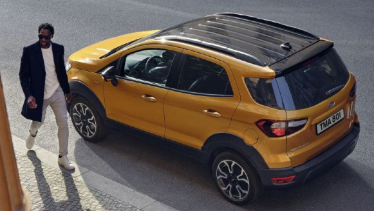 Ford Ecosport Active Europe (2)
