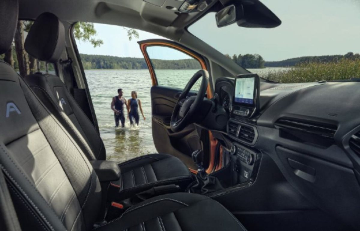 Ford Ecosport Active Europe (3)