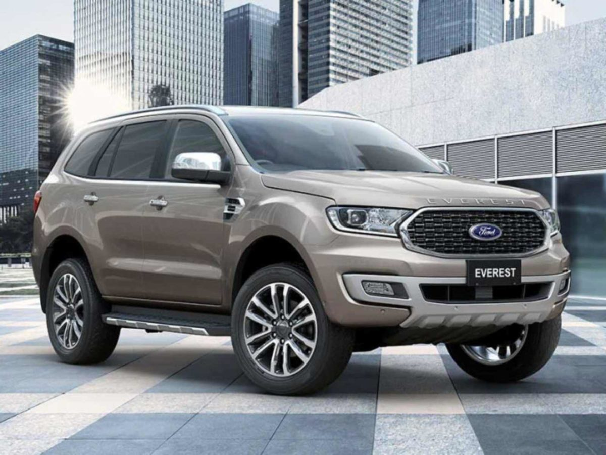 Ford Endeavour thailand update (1)